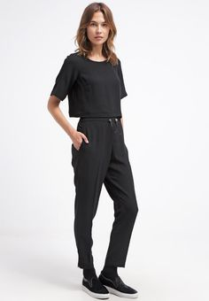 French Connection Overall / Jumpsuit /Buksedragter - black - Zalando.dk