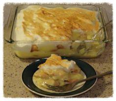 Homemade Banana Pudding Recipe by Back Roads Living