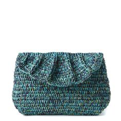 Crochet clutch by Mar y Sol