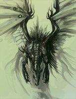 Dark Dragon by `Exileden on deviantART