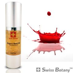 Dragons blood increases fatty deposits within the skin to provide a fuller, plumper, line-free appearance to make you look younger