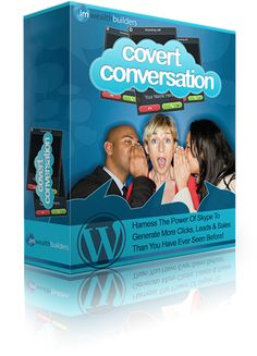 Many Covert Conversation Reviews Are Claiming That This WordPress Plug-In Will Convert Like Crazy!