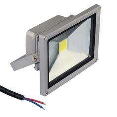 20W DC 12V White LED Flood light Outdoor Lights