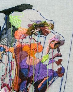 New Gcse Art Sketchbook Pictures Ideas Inspiration Art, Sketchbook Inspiration, Art Inspo, Art Texture, Art Fil, Thread Art, Gcse Art, Textile Artists, Embroidery Art