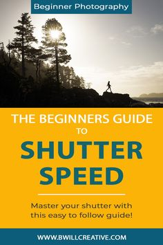 Understanding shutter speed is essential for beginner photographers. Use this guide to decode shutter speed and master manual mode! Shutter Speed Photography, Action Photography, Photography Lessons, Photography Business, Photography Challenge, Photography Tips For Beginners, Photography Tutorials, Photoshop Actions, Photoshop Elements