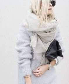 5 New Ways to Tie a Scarf   Apartment34   Fashion + Style barefootstyling.com
