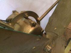 2 vintage ventilatoren in super uitstraling. Afm diameter 68 cm diepte 26 cm prijs a Eur 155,- pst