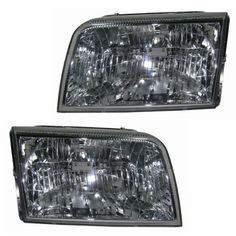 TYC Headlight Lamps Assembly Left /& Right 2PCS For Chevrolet Suburban 2500 07-13