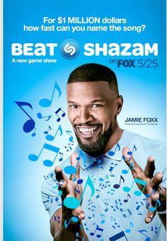 Jamie Foxx to Host Game Show 'Beat Shazam' on FOX