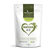Teaologists Organic Matcha Green Tea Powder From Japan Organic Matcha Powder, Organic Protein Powder, Organic Matcha Green Tea, Matcha Green Tea Powder, Organic Coconut Oil, Best Matcha Tea, Matcha Drink, Green Tea At Night, Organic Molecules