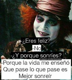 Motivational Phrases, Sad Life, Spanish Quotes, Funny Spanish, Spanish Memes, Alice In Wonderland, Qoutes, Love Quotes, Nostalgia