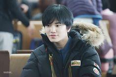 160207 Infinite Lee Sungjong at Incheon International Airport