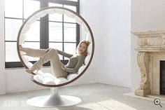 Hug Chair designed by Gabriella Asztalos
