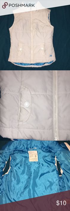 Aeropostale Bubble Vest! Very cute!!!! Aeropostale Jackets & Coats Vests