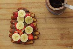 Wafels maken zonder wafelijzer: gewoon in tosti-apparaat!