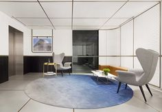 Mim Design Creates Office for Landream | Yellowtrace