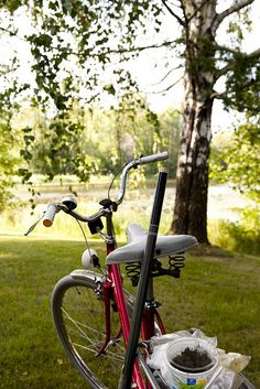 Biking in Karis in Raseborg, Finland by Visit Finland, via Flickr