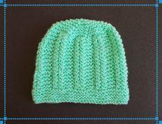 Ravelry: Nina Baby Hat pattern by marianna mel Baby Hat Knitting Patterns Free, Baby Hat Patterns, Baby Hats Knitting, Free Knitting, Knitting Ideas, Free Pattern, Crochet Patterns, Knitting Projects, Charity Knitting