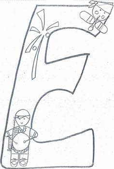 Otra de las fiestas que celebramos este curso fueron las fallas. Aquí tenéis algunos materiales de los que utilizamos. Wall Patterns, Coloring Book Pages, Printable Coloring, Embroidery Patterns, Stencils, Printables, Education, Christmas, Diy