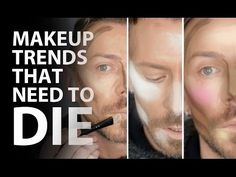 MAKEUP TRENDS THAT NEED TO DIE IN 2016!!!! - YouTube