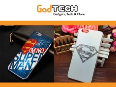 funda superman varios diseños iphone 6/6 plus