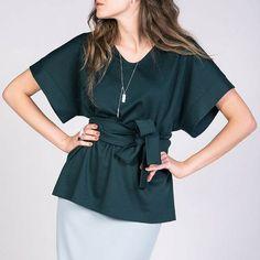 NAMED CLOTHING • Sointu Kimono Tee • NEW – The Draper's Daughter