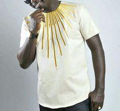 Africain africaine chemise brodée new par PageGermanyShop sur Etsy