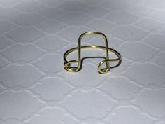 Music Note Ring by MeekAndNeek on Etsy Music Notes, Stud Earrings, Etsy, Jewellery, Earrings, Jewelery, Stud Earring, Jewlery, Sheet Music