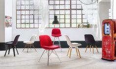 Collection C-Bar de Tenzo - Concevez votre chaise en choisissant votre pied et votre assisse
