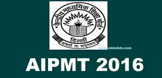 AIPMT 2016 Biology Syllabus syllabusAIPMT 2016 BiologySyllabus pdfDownload Topics of class 11 & 12 forthe subjects of Biology includes Botany & Zoology