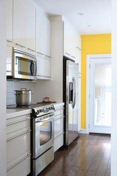 1000 images about decoraci n cocinas on pinterest - Cocinas modernas blancas ...