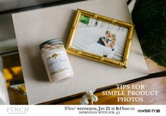Finch Photography to showcase FTCC on Fox 43! – Family Tree Candle Company