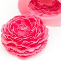 Silicone Mold Soap Candle Plaster Making DIY Hand Made Crafts (Blooming Rose) * Continue to the product at the image link.