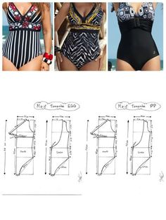 Diy Clothes How To Make Clothes Sewing Clothes Clothing Patterns Dress Patterns Sewing Patterns Sewing Tools Sewing Hacks Underwear Pattern Diy Clothing, Sewing Clothes, Dress Sewing Patterns, Clothing Patterns, Fashion Sewing, Diy Fashion, Costura Fashion, Underwear Pattern, Swimsuit Pattern