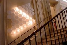 These so-called Light Brix are flexible accessories that can illuminate rooms and spaces or serve as simple accent lighting in halls or on walls in entryways. Kids bedroom design, for example, can become interactive play activity, lights programmed with custom patterns by the children themselves.