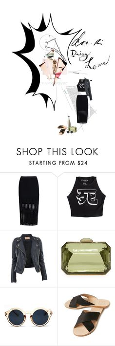 """""""Untitled #464"""" by pauly-23 ❤ liked on Polyvore featuring T By Alexander Wang, Mishka, CO, STELLA McCARTNEY, Retrò, Marc Jacobs and Dolce Vita"""