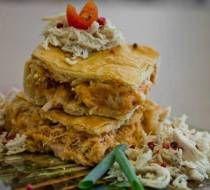 Receitas de Torta rapida de sardinha - Receitas Supreme