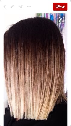 Image result for hair ombre dark to light