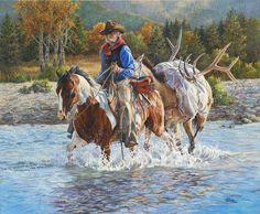 The Horn Hunter, Karen Boylan