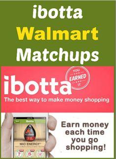 Walmart Ibotta Match