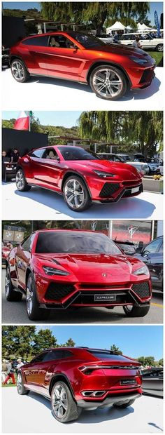 "All New "" Lamborghini Urus SUV"" Most luxurious SUVs In The World 2017 Best luxury SUV"