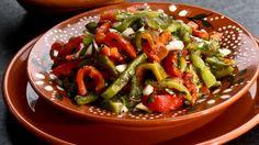Salade marocaine de poivrons grillés - Recettes - RecettesBBQ.com