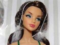Dynamite Girls Checkmate Collection Aqua Bella Jett Doll   eBay