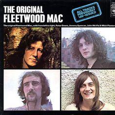 Fleetwood Mac The Original Fleetwood Mac – Knick Knack Records
