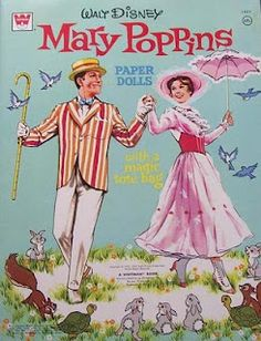 Mary Poppins -  a bit of magic, a ton of fun and.....supercalifragilisticexpialidocious!