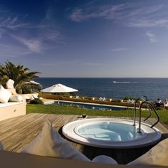 Vila Joya, a boutique hotel in Algarve portugal Hotels In Portugal, Best Boutique Hotels, Best Hotels, A Boutique, Resorts, Hotel Algarve, Albufeira Portugal, Small Luxury Hotels, Luxury Travel