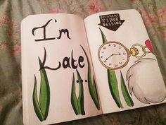 Document time passing - White Rabbit