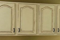 paint kitchen cabinets ... maybe antique white