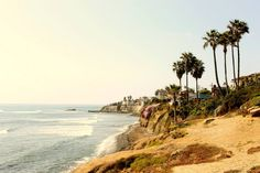 North County coastline, San Diego Photo by Andrea Lane Wagner.