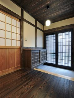住まいのスタイル 古民家スタイル Japanese Style House, Traditional Japanese House, Japanese Home Decor, Japanese Modern, Japanese Restaurant Interior, Japanese Interior, Asian Interior, Apartment Design, Building Design